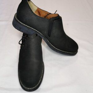 Ariat | Black Wicklow Side Tie Oxford Shoes